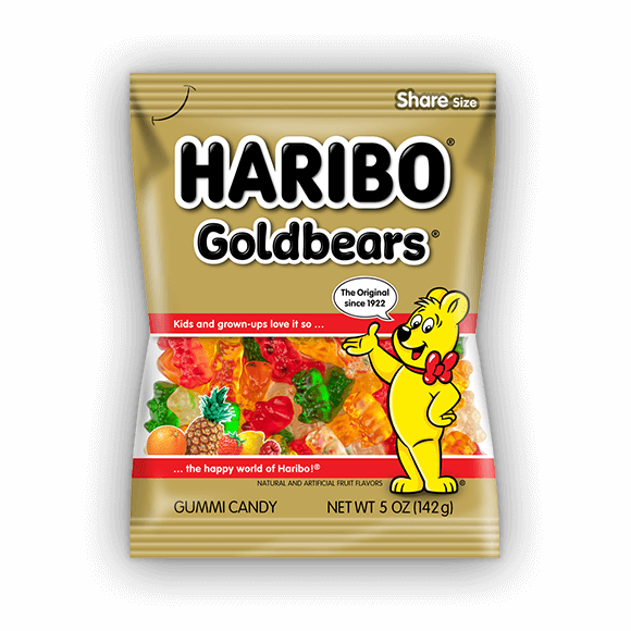 Black and white clipart haribo banner free HARIBO of America Product Mix banner free