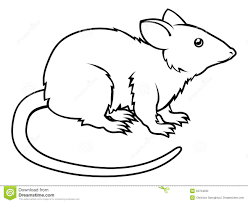 Black and white clipart image of rat banner black and white library Image result for rat clipart black and white   animals in the sea ... banner black and white library