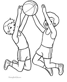Black and white clipart kids playing banner transparent download Free clipart kids playing sports black and white - Clip Art Library banner transparent download