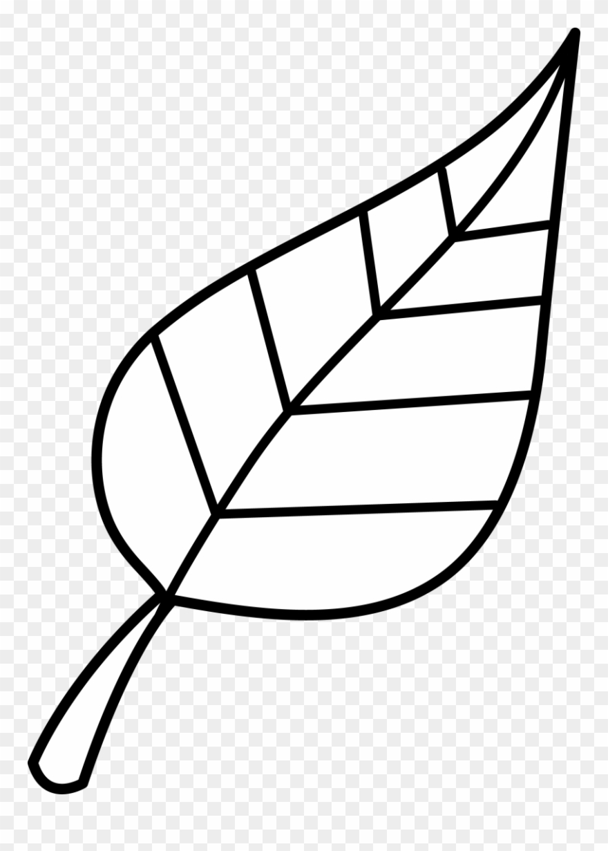 Black and white clipart leaf clipart royalty free Leaf Fall Leaves Clip Art Black And White Clipartion - Leaf Clipart ... clipart royalty free