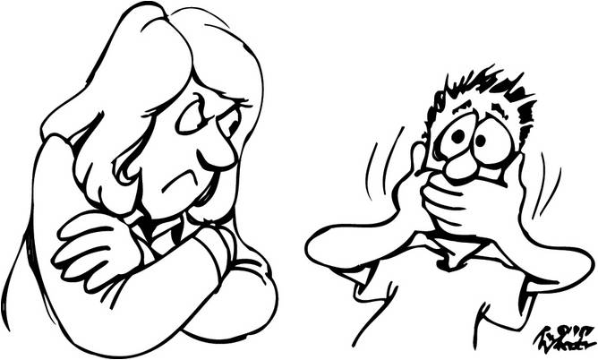 Black and white clipart mom yelling at boy picture transparent download Angry kid screaming clipart - Clip Art Library picture transparent download