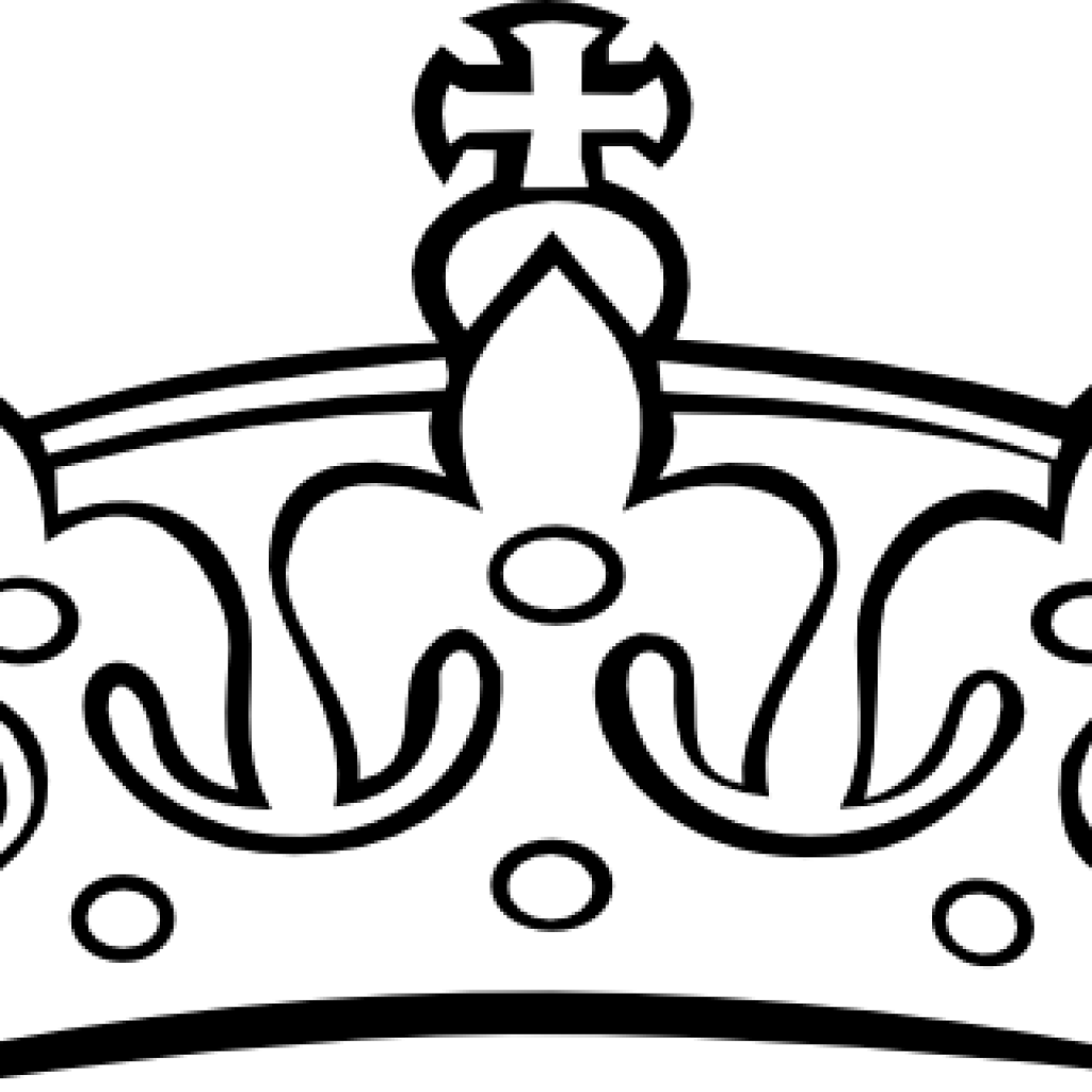 Black and white princess crown clipart graphic freeuse stock Crown Clipart Black And White lion clipart hatenylo.com graphic freeuse stock