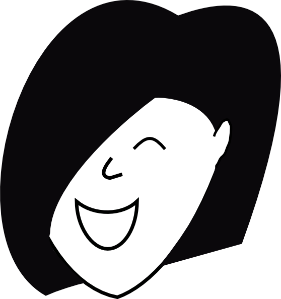 Black and white clipart of a happy sun png transparent library Free Happy Person Clipart, Download Free Clip Art, Free Clip Art on ... png transparent library