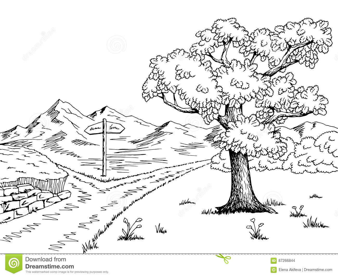 Path Clipart Black And White (94+ images in Collection) Page 1 svg library