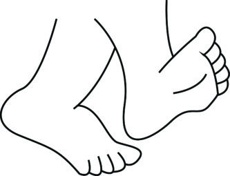 Black and white feet clipart clip art free download Feet Clipart Black And White | Free download best Feet Clipart Black ... clip art free download