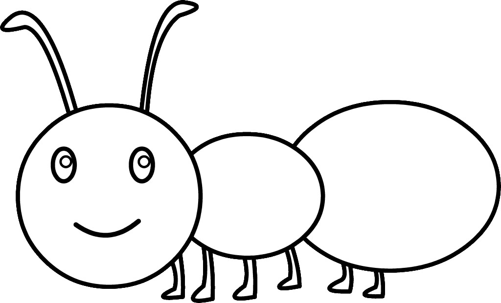 Black and white clipart of an ant image free download Ant Clipart Black And White | Clipart Panda - Free Clipart Images image free download