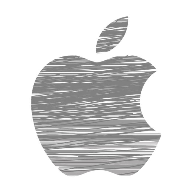 Black and white clipart of an apple with a bite off clip art transparent Italian clothing brand gets an upper hand as Apple loses Steve Jobs ... clip art transparent