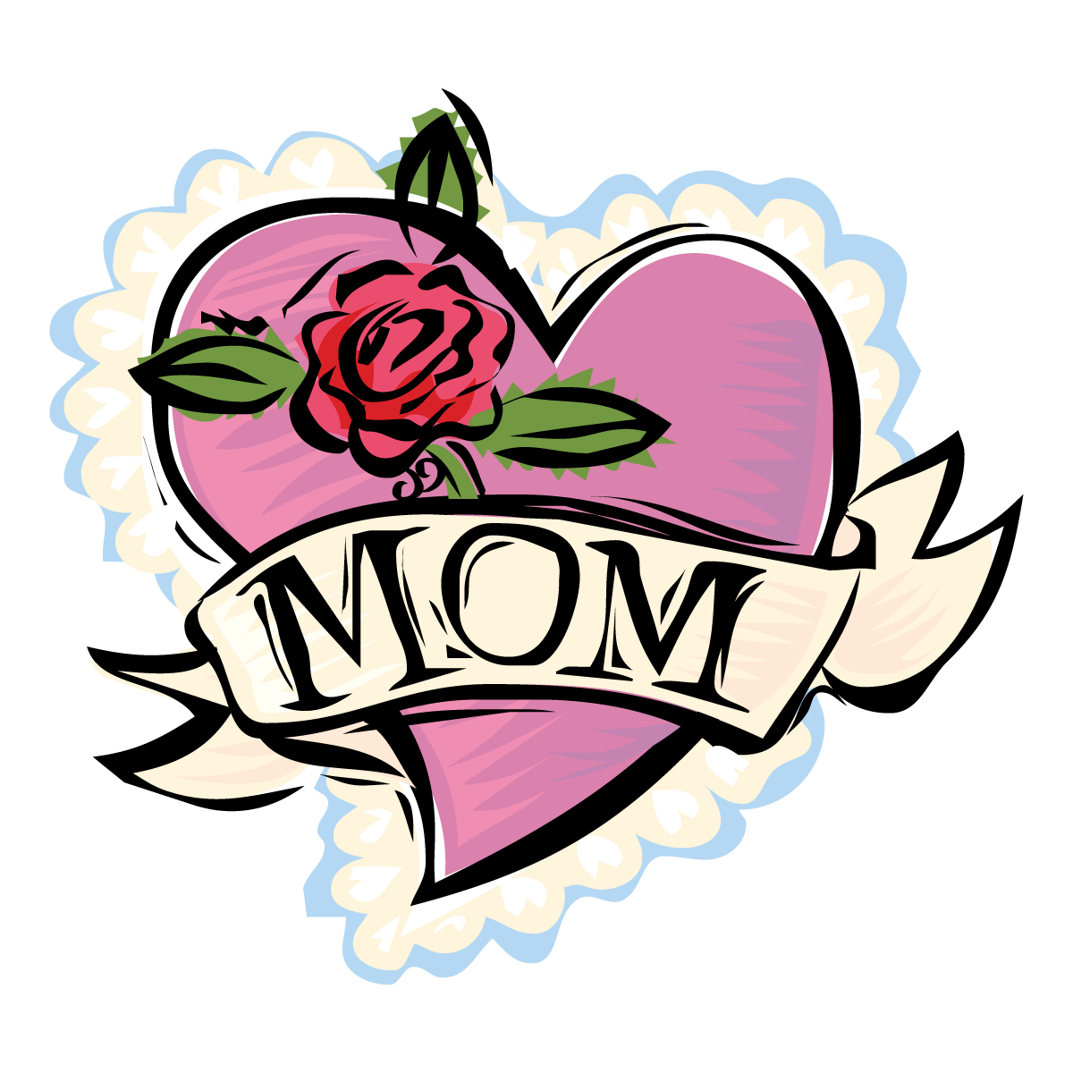 Black and white clipart of christian mothers day clip art black and white download Free Mommy Day Cliparts, Download Free Clip Art, Free Clip Art on ... clip art black and white download