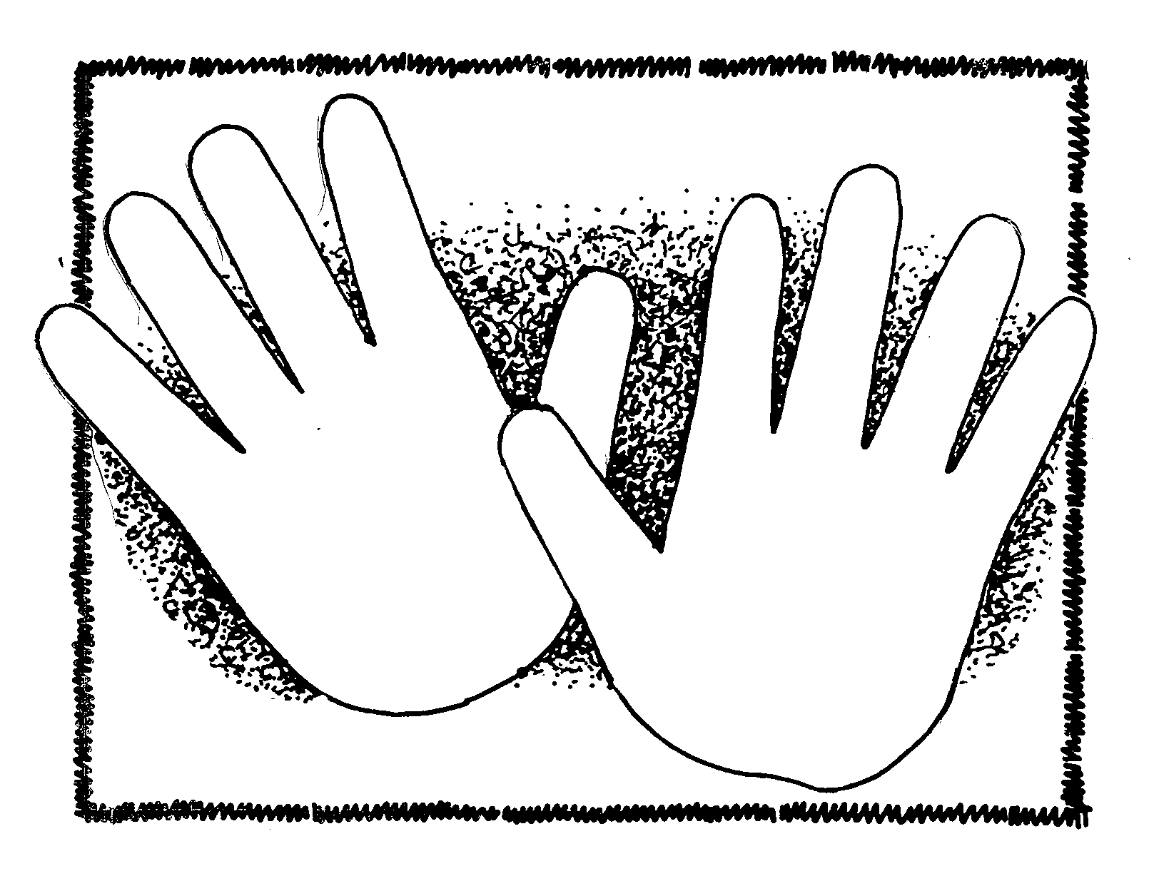 Black and white clipart of hands over hands graphic transparent download Free Hands Images, Download Free Clip Art, Free Clip Art on Clipart ... graphic transparent download