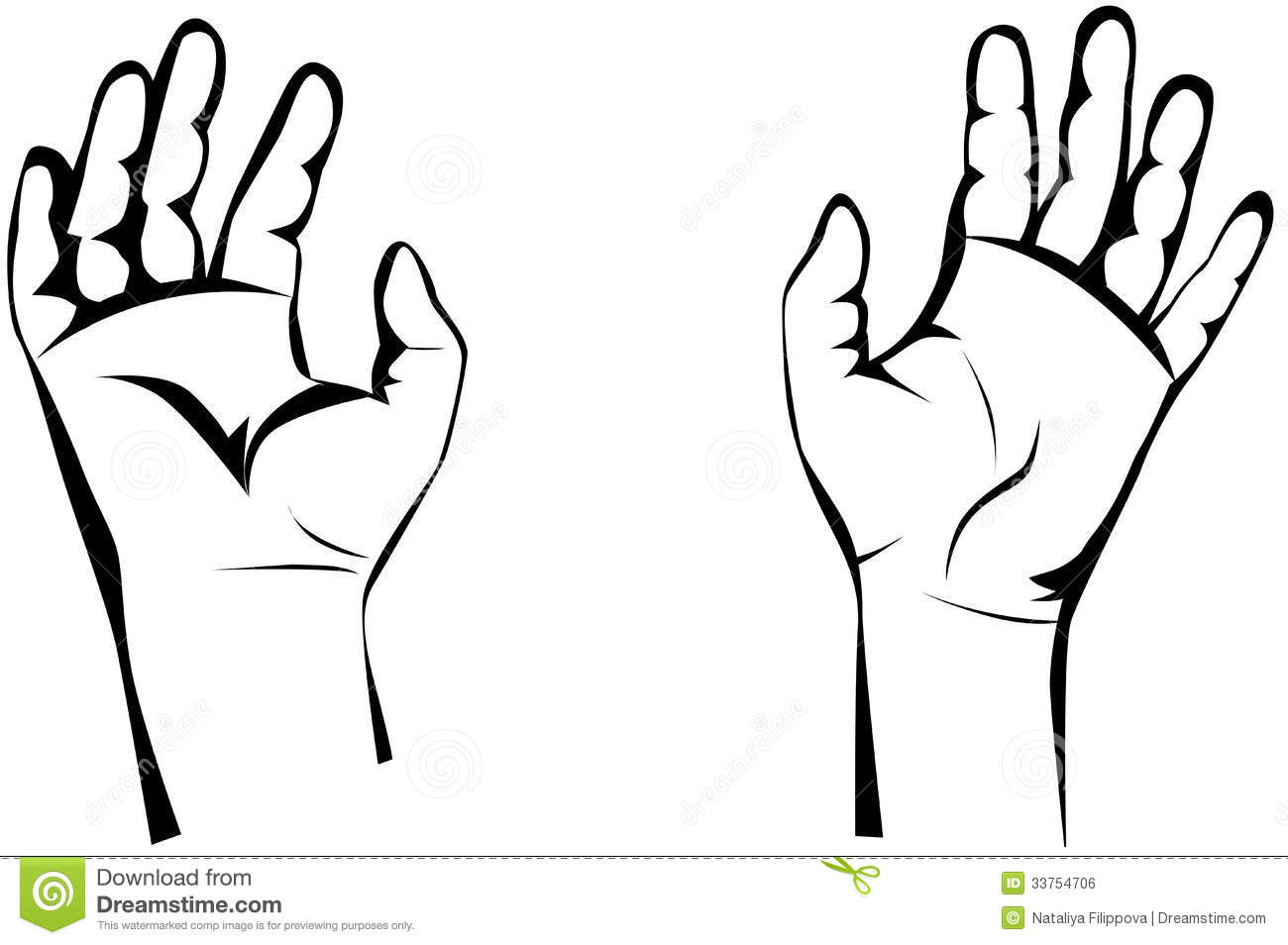 Black and white clipart of hands over hands banner black and white download 84+ Hands Clipart Black And White | ClipartLook banner black and white download