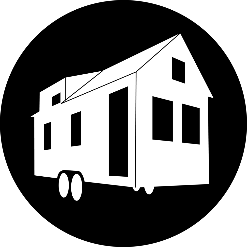 Black and white clipart of house plans graphic library library Tiny Tack House Plans — The Tiny Tack House graphic library library