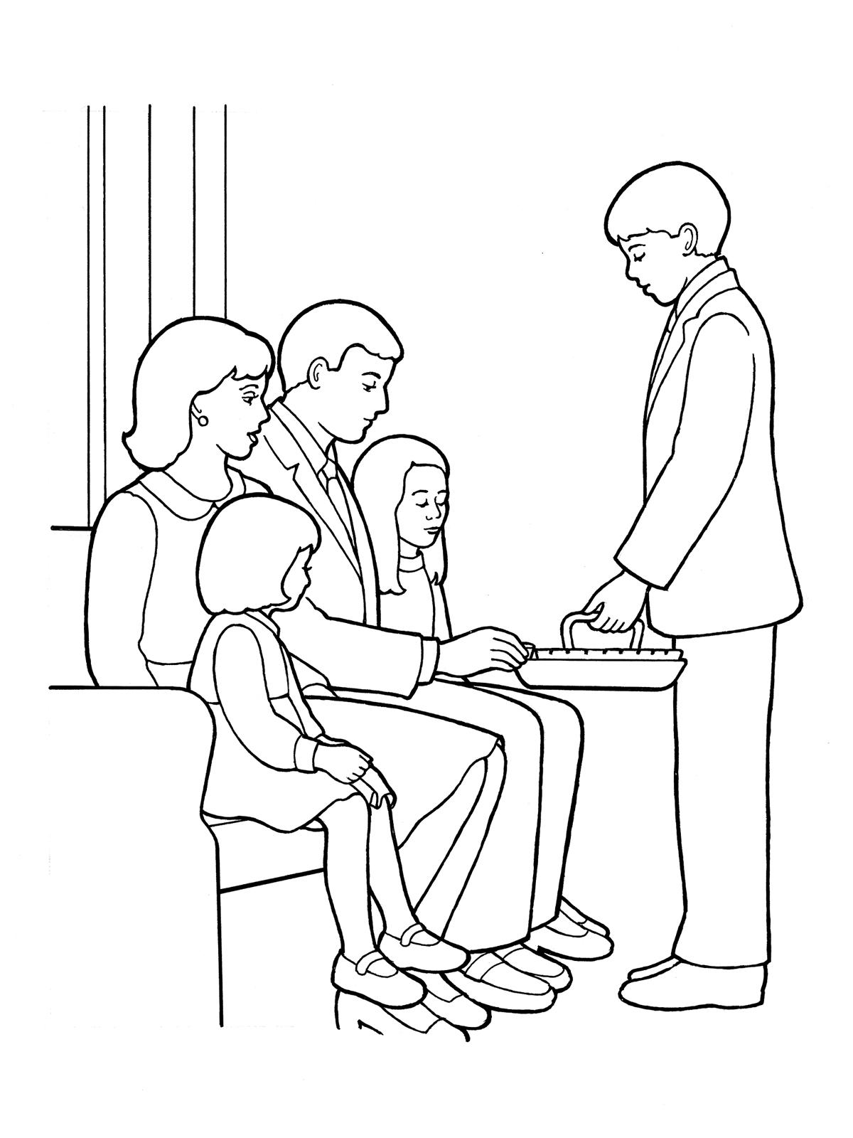 Lds clipart sacrament clip art freeuse Lds Clipart Sacrament & Free Clip Art Images #13211 - Clipartimage.com clip art freeuse