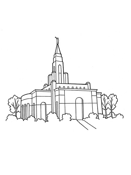 Black and white clipart of lds temple jpg free Lds temple clipart black and white 5 » Clipart Portal jpg free