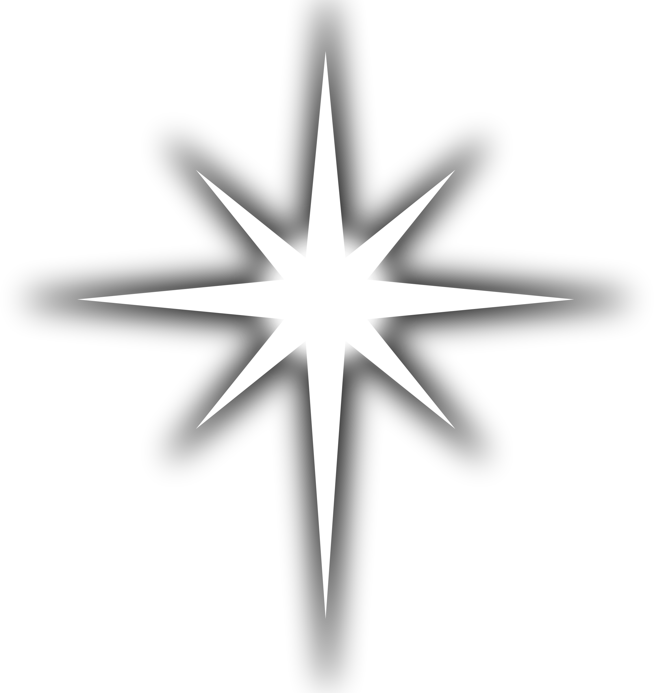 Star lines clipart freeuse download Clipart - Line Art Star freeuse download