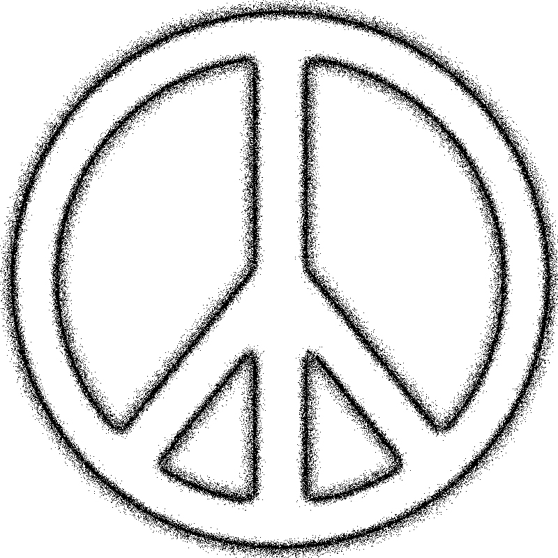 Black and white clipart of peace sign svg transparent download Peace Sign Black And White | Free download best Peace Sign Black And ... svg transparent download