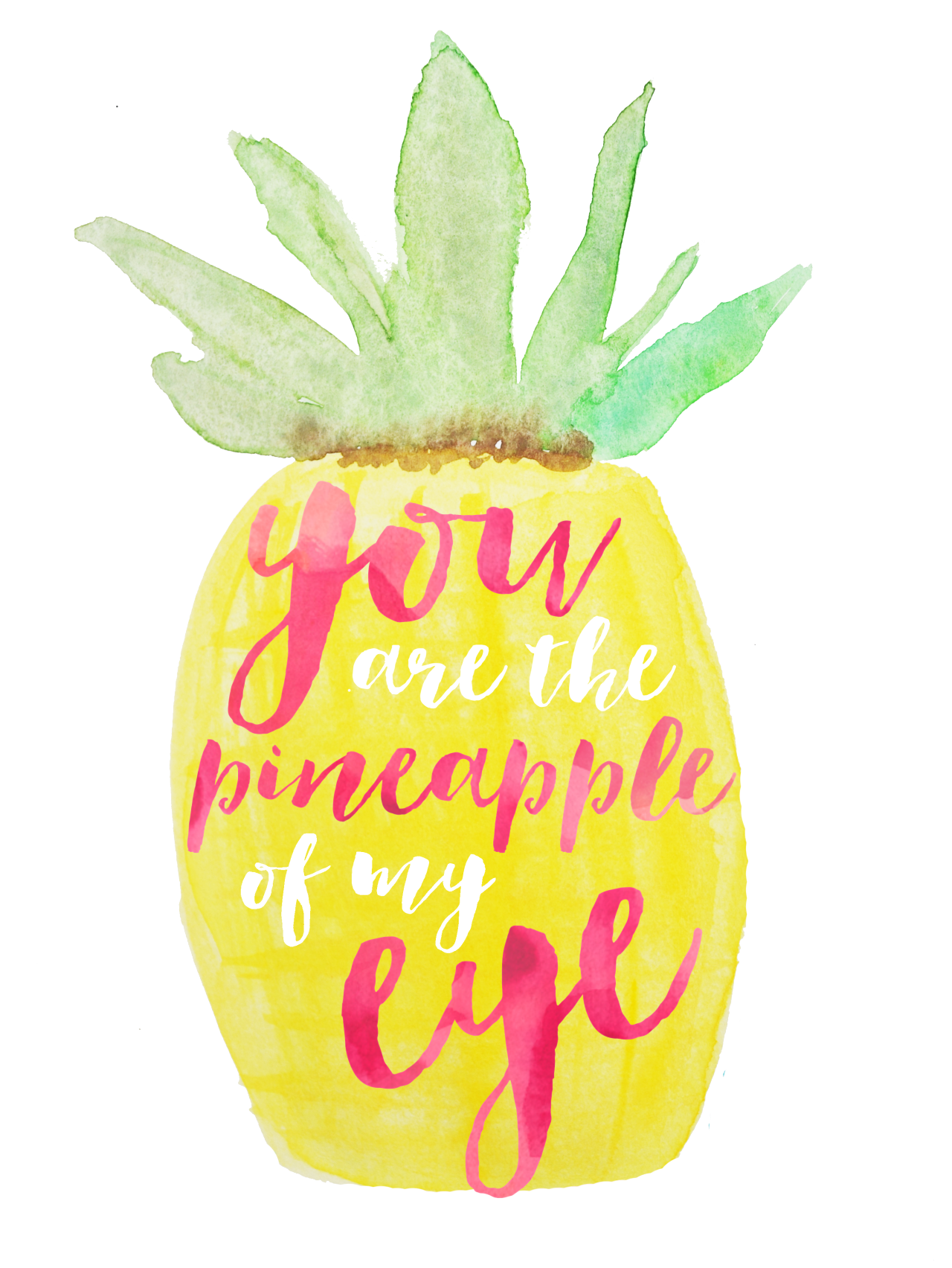Black and white clipart of pineapple good vibes with sun glasses free stock You are the pineapple of my eye. | Words To Live By | Pinterest ... free stock