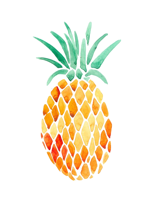 Black and white clipart of pineapple good vibes with sun glasses vector royalty free library Pin by The Neon Envelope on The Other Things | Pinterest vector royalty free library