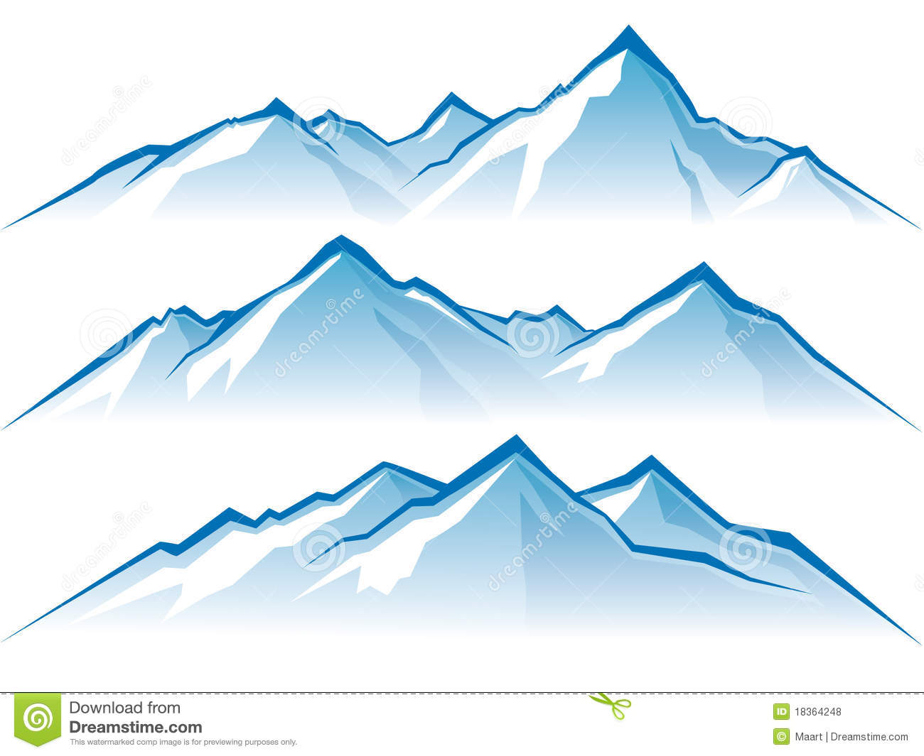 Black and white clipart of snow on mountain peaks banner royalty free Snow Capped Mountain Drawing at PaintingValley.com | Explore ... banner royalty free