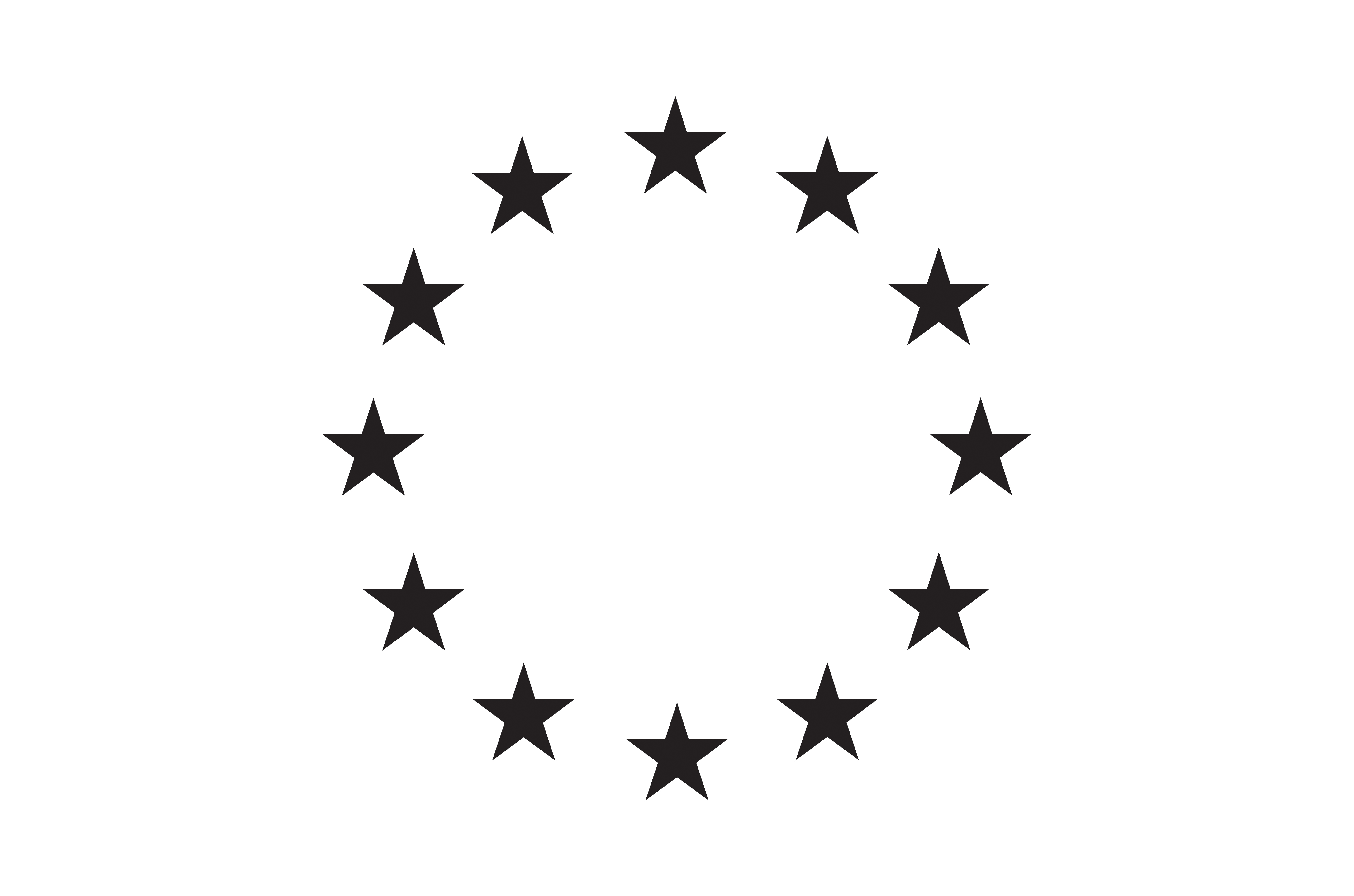 Black and white clipart of stars in circle clip art library download The European flag | European Union clip art library download
