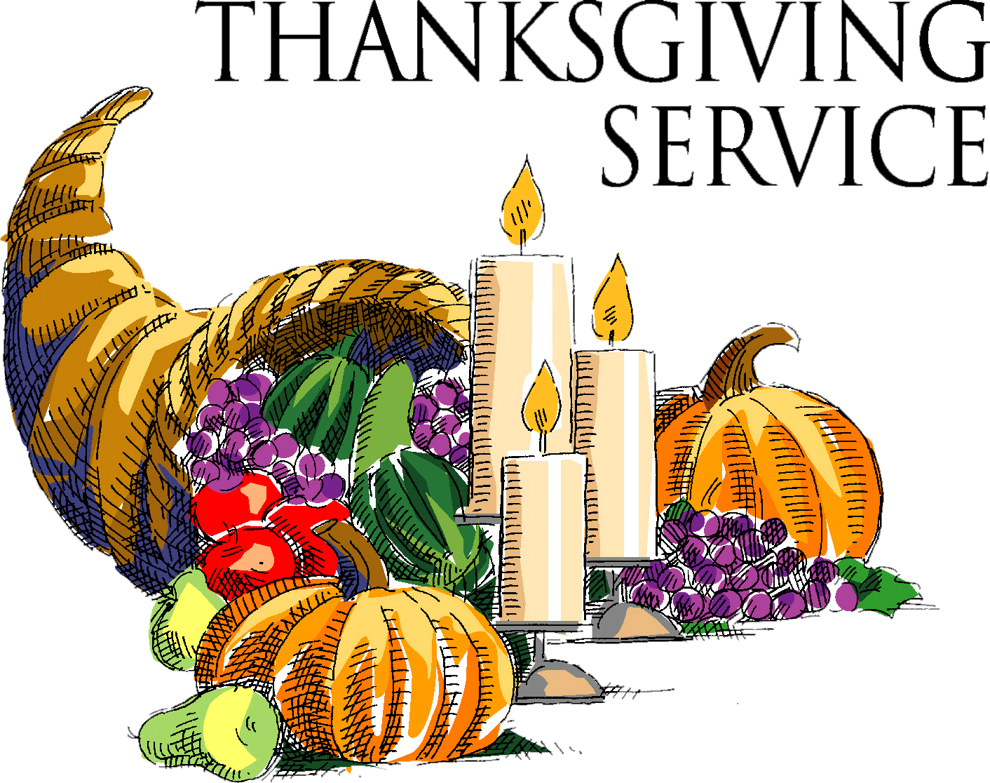 Free clipart welcome for thanksgiving clip art royalty free stock Thanksgiving day dinner community of service clipart clip art royalty free stock