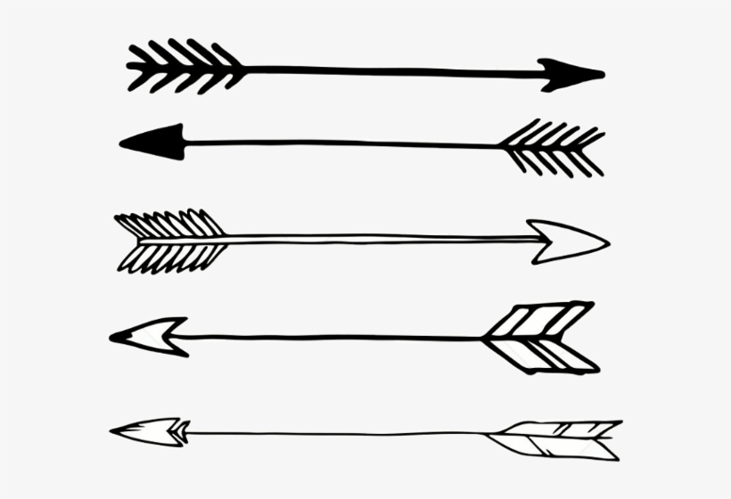 Black and white clipart of trible arrows png free library Download Tribal Arrow Clip Art Clipart Clip Art Arrow - Tribal Arrow ... png free library
