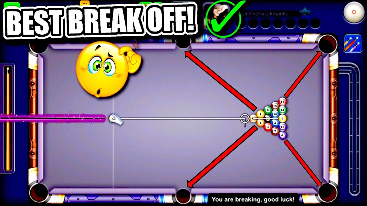 Black and white clipart of wings with 8 ball image free download 8 Ball Pool - BEST BREAK OFF EVER!! - How to Break in 8 Ball Pool - Road to  1B Coins Tips/Tricks image free download