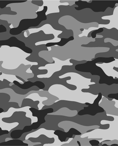 Black and white clipart old man in camouflage picture black and white How to Draw Camouflage: 11 Steps (with Pictures) - wikiHow | Handy ... picture black and white