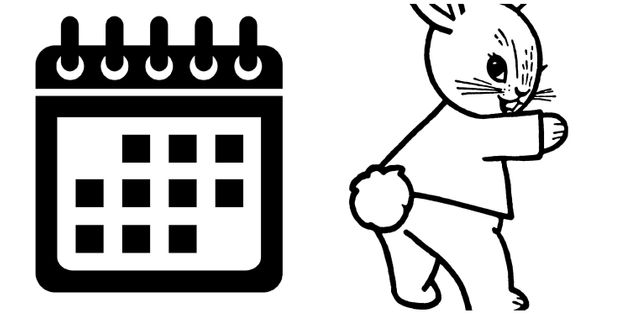 Black and white clipart oops bad word