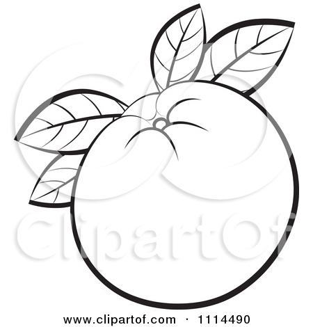 Black and white clipart orange image stock Orange Clipart Black And White | Clipart Panda - Free Clipart Images image stock
