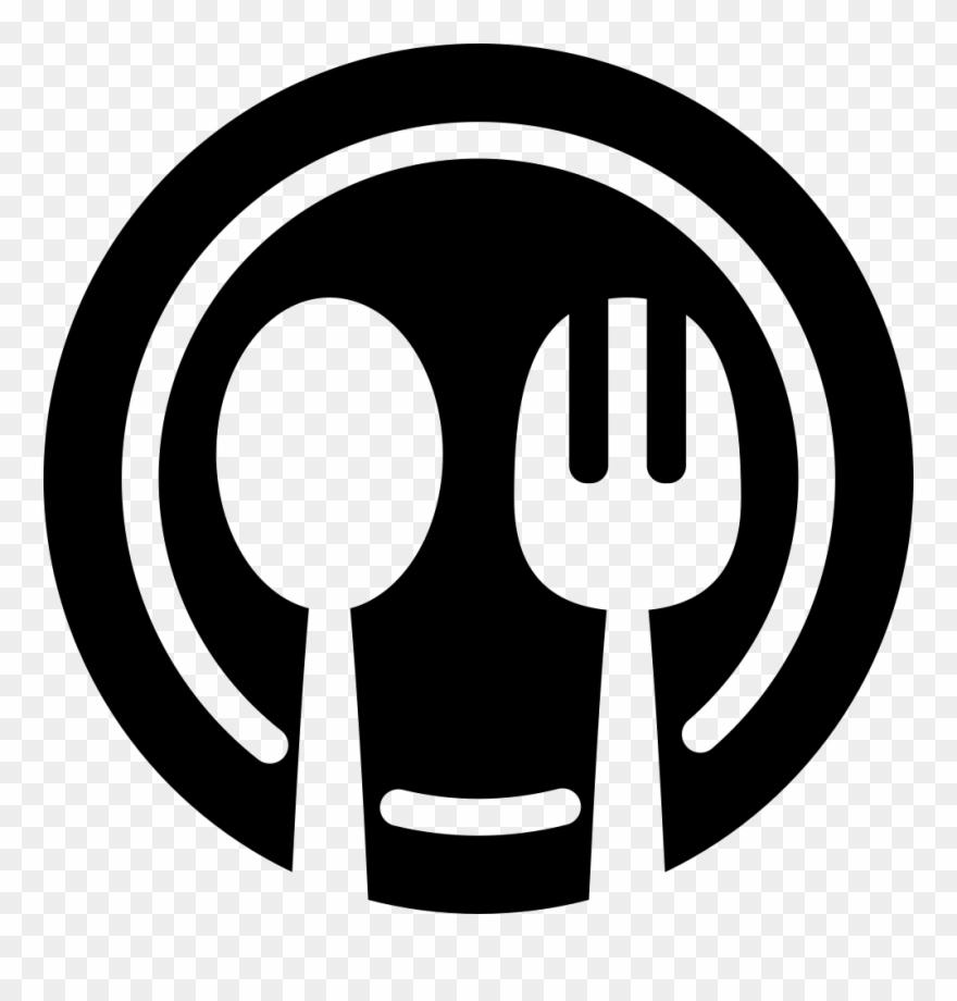 Black and white clipart picture for dinner option freeuse stock Dining, Dinner, Plate, Restaurant Icon - Restaurant Png Clipart ... freeuse stock