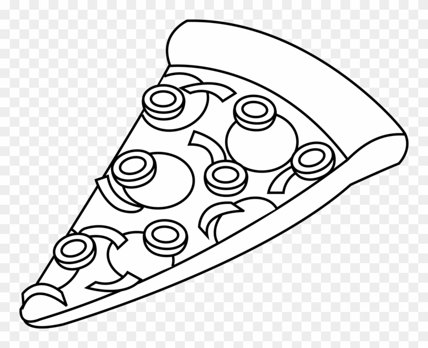To order pizza clipart black and white clip art library stock Pizza Clipart Black And White - Pizza Slice Clipart Black And White ... clip art library stock