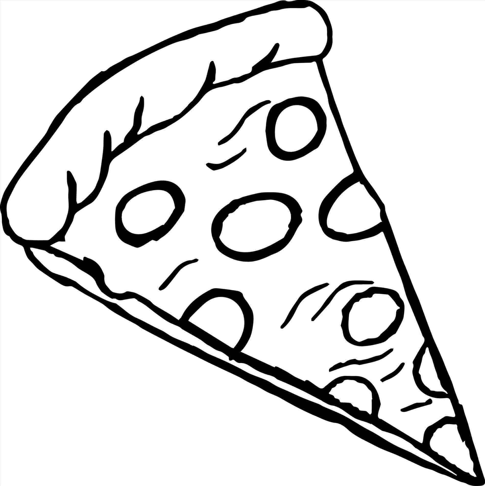 Library of to order pizza image black and white library ...