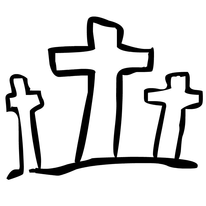 Free christian clipart for good friday