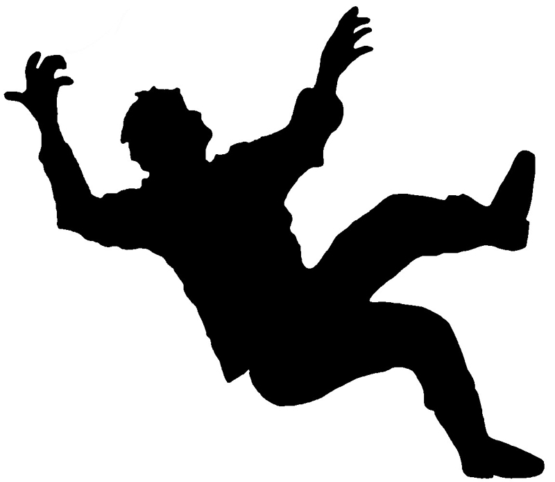Black and white clipart someone falling down clip library Free Falling Down Cliparts, Download Free Clip Art, Free Clip Art on ... clip library