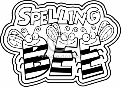 Black and white clipart spell clip royalty free stock Spelling Clipart Black And White | Clipart Panda - Free Clipart Images clip royalty free stock
