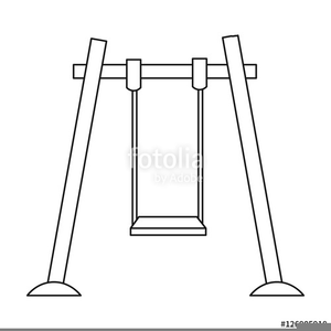 Black and white clipart swing png royalty free stock Swing Black And White Clipart | Free Images at Clker.com - vector ... png royalty free stock