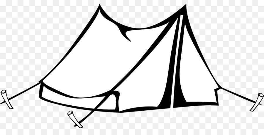 Camping black and white clipart vector black and white stock Camping Png Black And White & Free Camping Black And White.png ... vector black and white stock