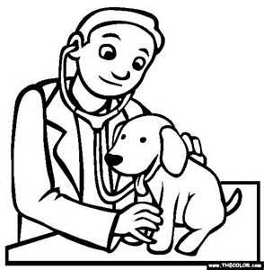 Black and white clipart vet vector free library Veterinarian clipart black and white - 175 transparent clip arts ... vector free library