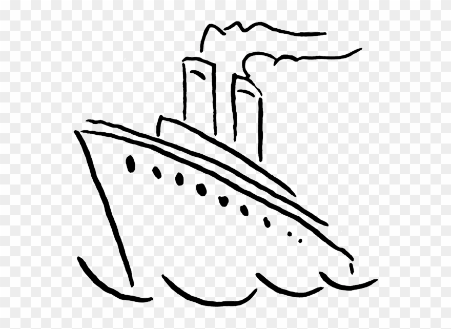 Black and white clipart won image free library Boat Black And White Ship Clip Art Black White Free - Ship Clip Art ... image free library