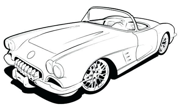 Black and white corvette clipart png royalty free download Corvette clipart black and white 1 » Clipart Portal png royalty free download