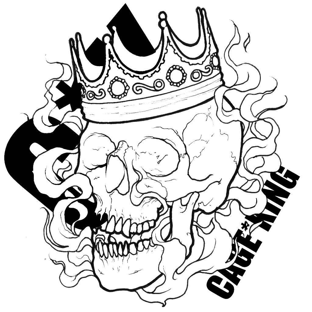 Hand drawn crown clipart svg royalty free Skull With Crown Drawing at GetDrawings.com | Free for personal use ... svg royalty free