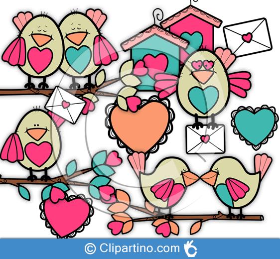 Black and white cute valentine bird clipart banner library library valentine\'s day bird clipart banner library library