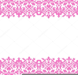 Black and white damask clipart border free jpg freeuse library Black And White Damask Clipart Border Free | Free Images at Clker ... jpg freeuse library
