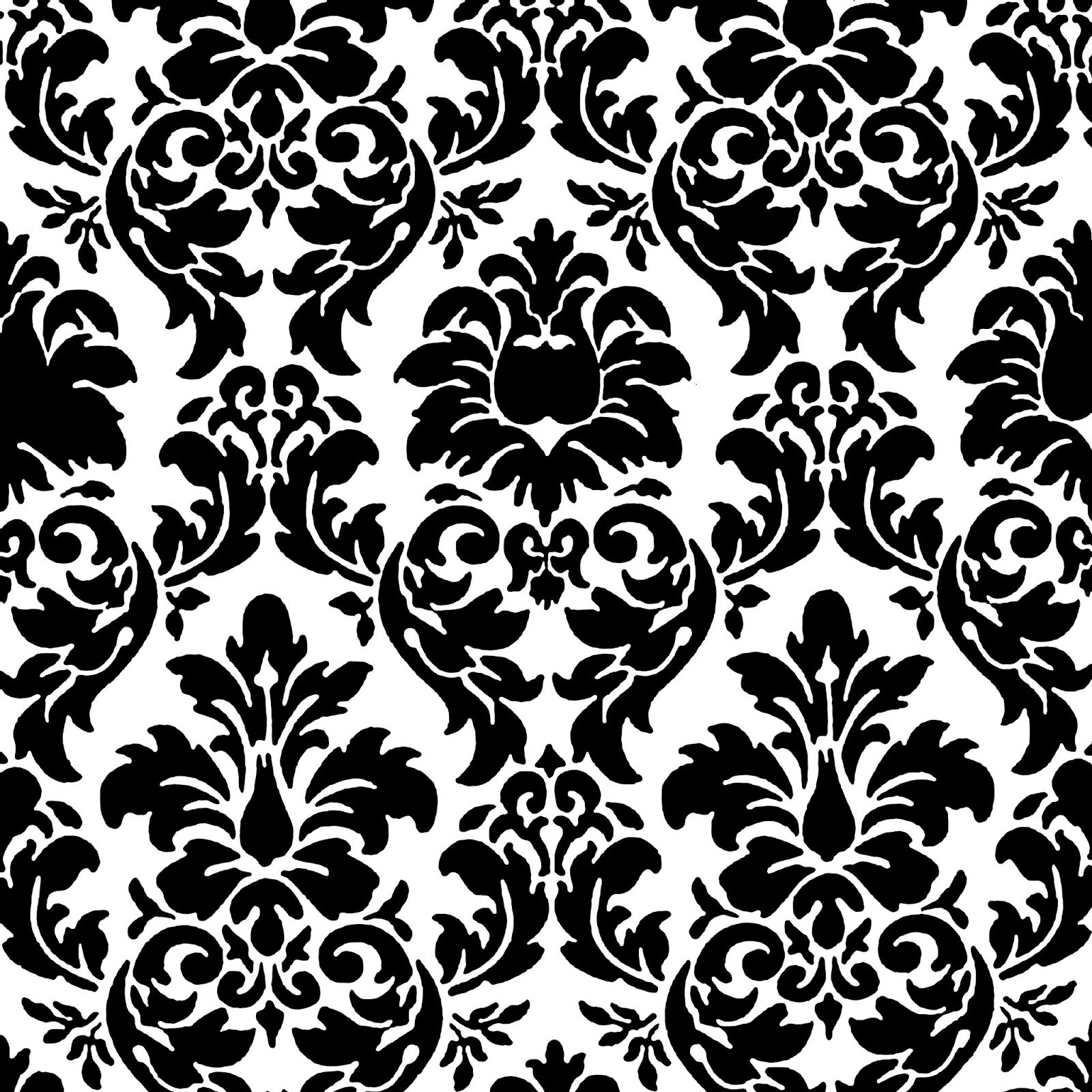 Cliparts zone . Free damask oards navy blue grey & white clipart