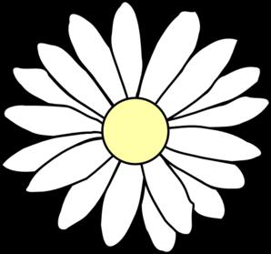 Daisy free clipart