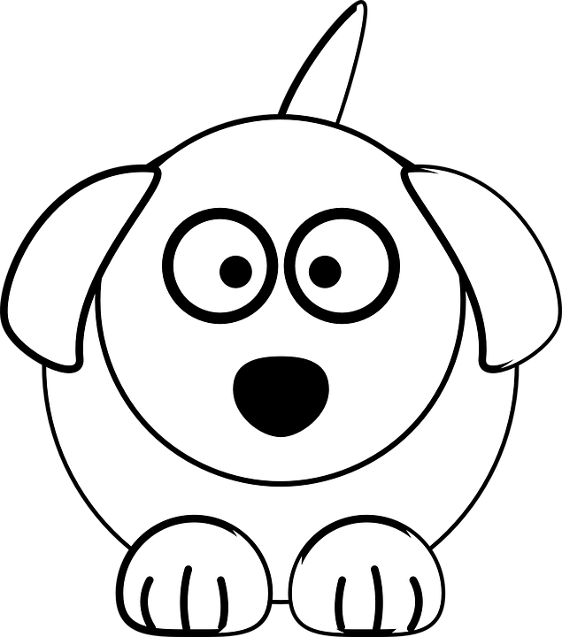 Black and white dog clipart free svg free download Collection of Dog Head Cliparts | Buy any image and use it for free ... svg free download