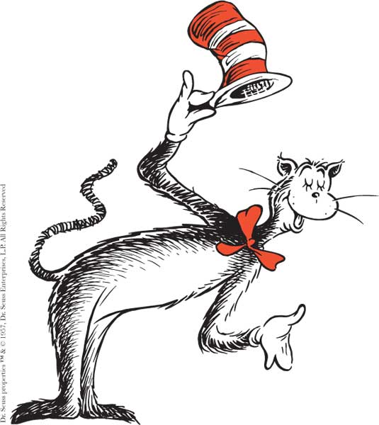 Free clipart cat in the hat vector freeuse download Free Dr. Seuss Clipart, Download Free Clip Art, Free Clip Art on ... vector freeuse download