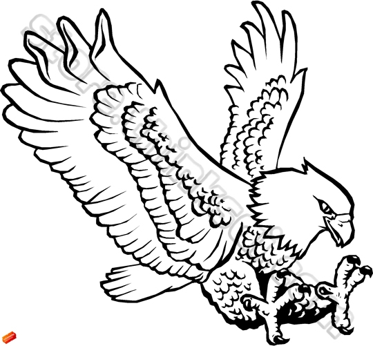 Black and white eagle clipart jpg Black and white eagle clipart 4 » Clipart Station jpg