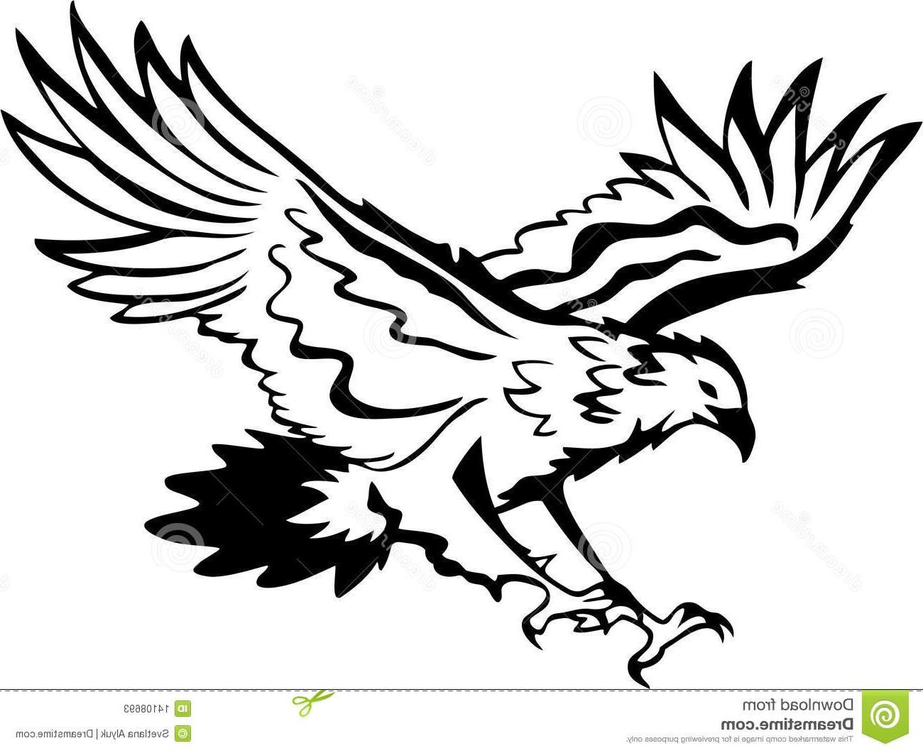 Black and white eagle clipart picture free library Eagle Clip Art Black and White | Best Free Eagle Flying Clipart ... picture free library