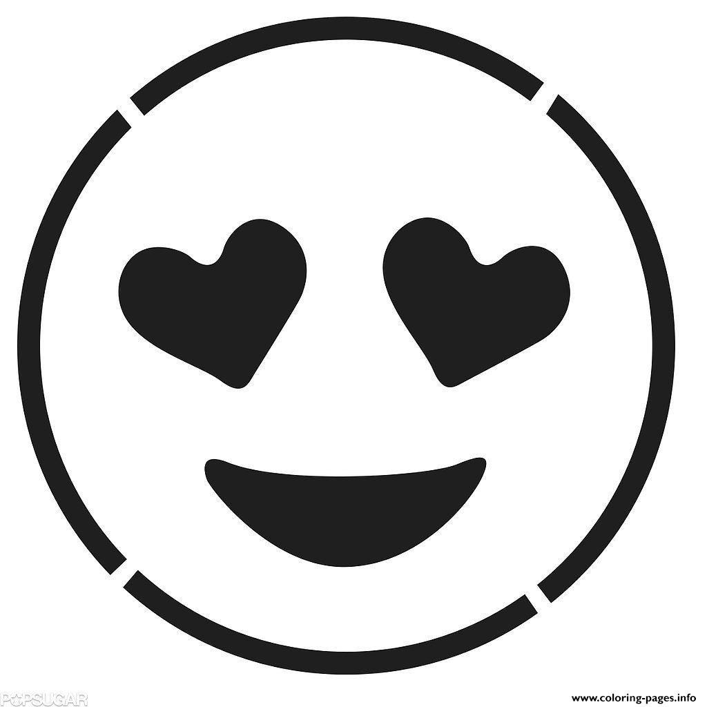 Black and white emoji clipart svg stock Print Laughing Face Emoji Black And White Smiling Face With Hear ... svg stock